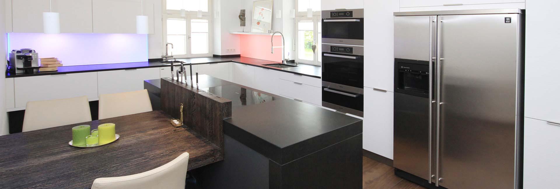 Küchenplatten aus Naturstein
